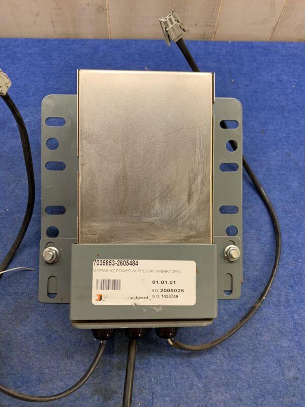 Intelligrated MAPICS AZ Power Supply 24V Used Free Shipping