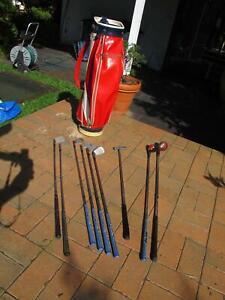 Golf Clubs - Womens 1/2 Set RH