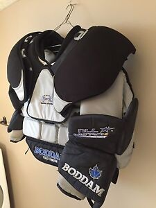 Boddam Lacrosse Chest Protector
