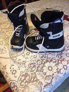 Burton snowboard boots. Size 6
