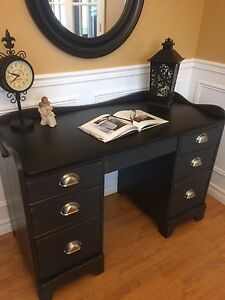 Vintage Maple Desk