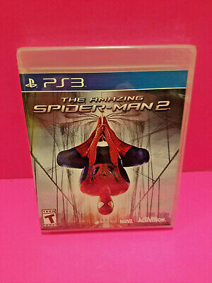 THE AMAZING SPIDER-MAN 2 (PS3, 2014) Mfg. Sealed Y Folds NEW