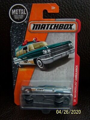 Matchbox '63 Cadillac Ambulance