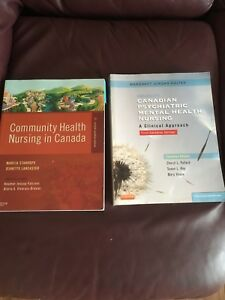 First year Nursing books