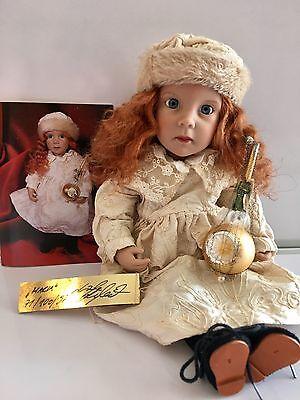 Zwergnase MARIA 2nd Christmas Doll