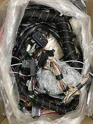 New Genuine Oem Caterpillar Cat 316-8496 Wiring Harness For 966h Wheel Loader
