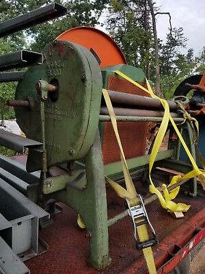 Lown Mdl B-300 Bending Roll 4 X 3