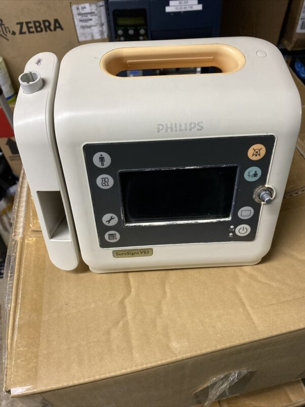 Philips SureSigns VS2  With AC ADAPTER