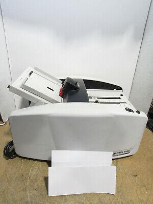 Martin Yale Autofolder 1601110 Desktop Letter Folder Paper Folding Machine