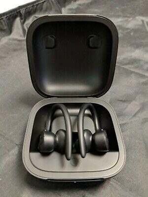 Beats Powerbeats Pro In-Ear Wireless Headphones - (Black) Box Imperfections