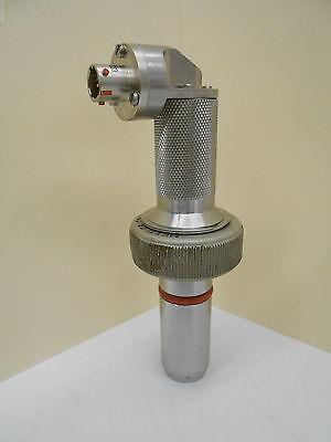 Mettler Toledo 322756800e800033 Dissolved Oxygen Sensor 25mm Od Steel Housing
