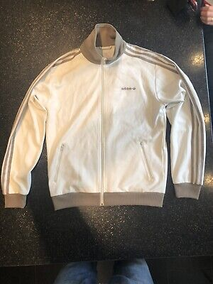 vintage adidas tracksuit top medium