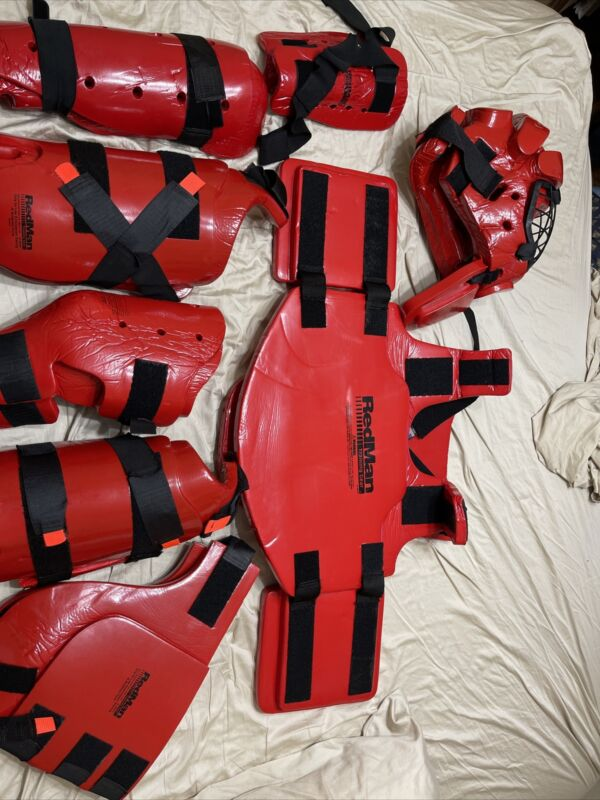 One RedMan Traditional Xp Suit Boxing Mma