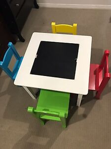 Kids table and chairs Condon Townsville Surrounds Preview