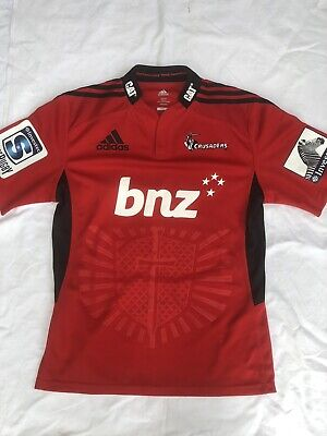 Crusaders Rugby Home Playing Jersey