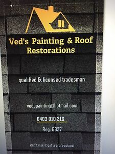 Ved's Painting & Roof Restorations Darch Wanneroo Area Preview