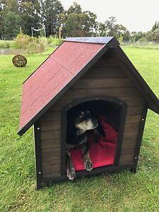 extra large dog kennel, hardly used Woodbridge Kingborough Area Preview