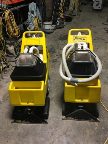 """STINGER COMMERCIAL CARPET EXTRACTOR TESTED AND WORKING  """"NO-SHIPPING"""""""