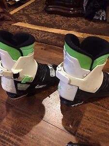 Ski boots for kids - fit approx shoe size 12/13