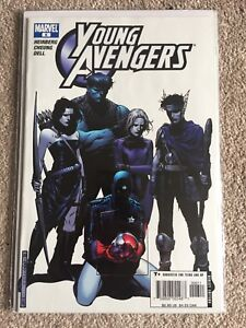 Young Avengers #6 (Hot)