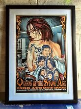 Queens of the Stone Age Band Poster Framed Waverton North Sydney Area Preview