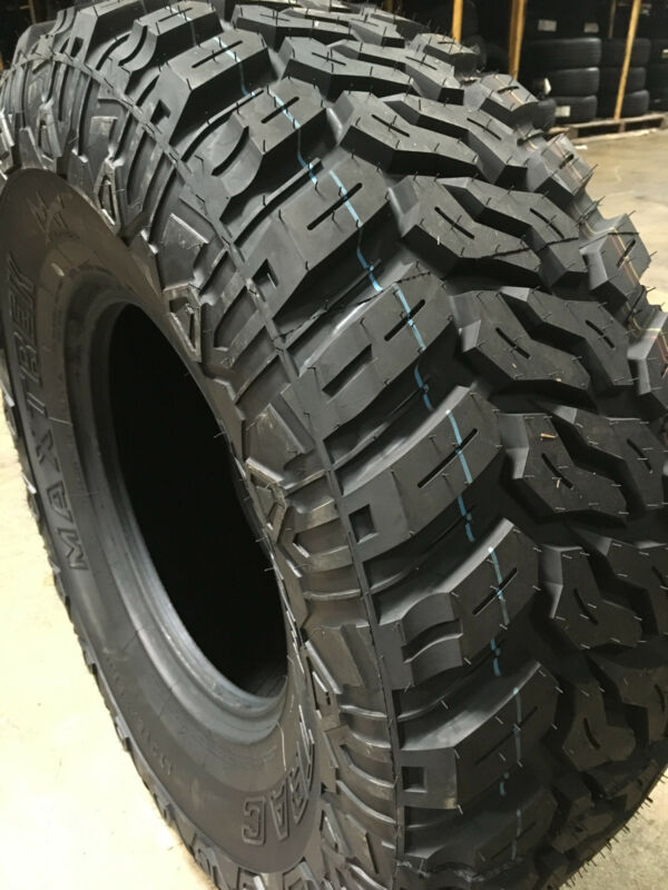 4 NEW 275/65R20 Maxtrek Mud Trac M/T Mud Tires MT 275 65 20 R20 2756520