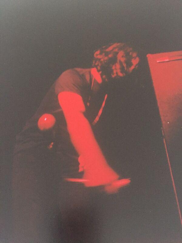 Jim Morrison The Doors Original Photo 11x11 Frank Lisciandro HTF