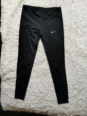 Nike Dry-Fit Ladies Leggings Black Size L