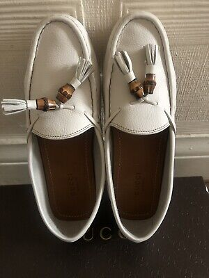 Authentic Gucci Women's Loafers Uk4