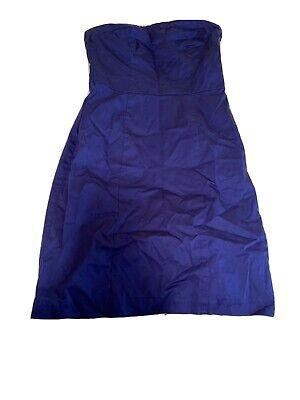 H&M Blue Cocktail Formal Dress Size 6