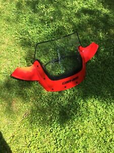Can am outlander windshield