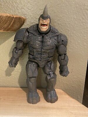 marvel legends rhino baf complete (missing Shoulder Pad)