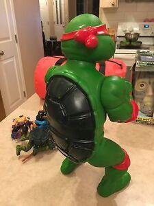1989 super large Teenage Mutant Ninja Turtle Edmonton Edmonton Area image 2