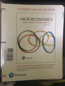 Micro Economics 9th Edition