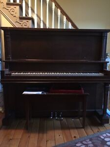 Antique Morris piano