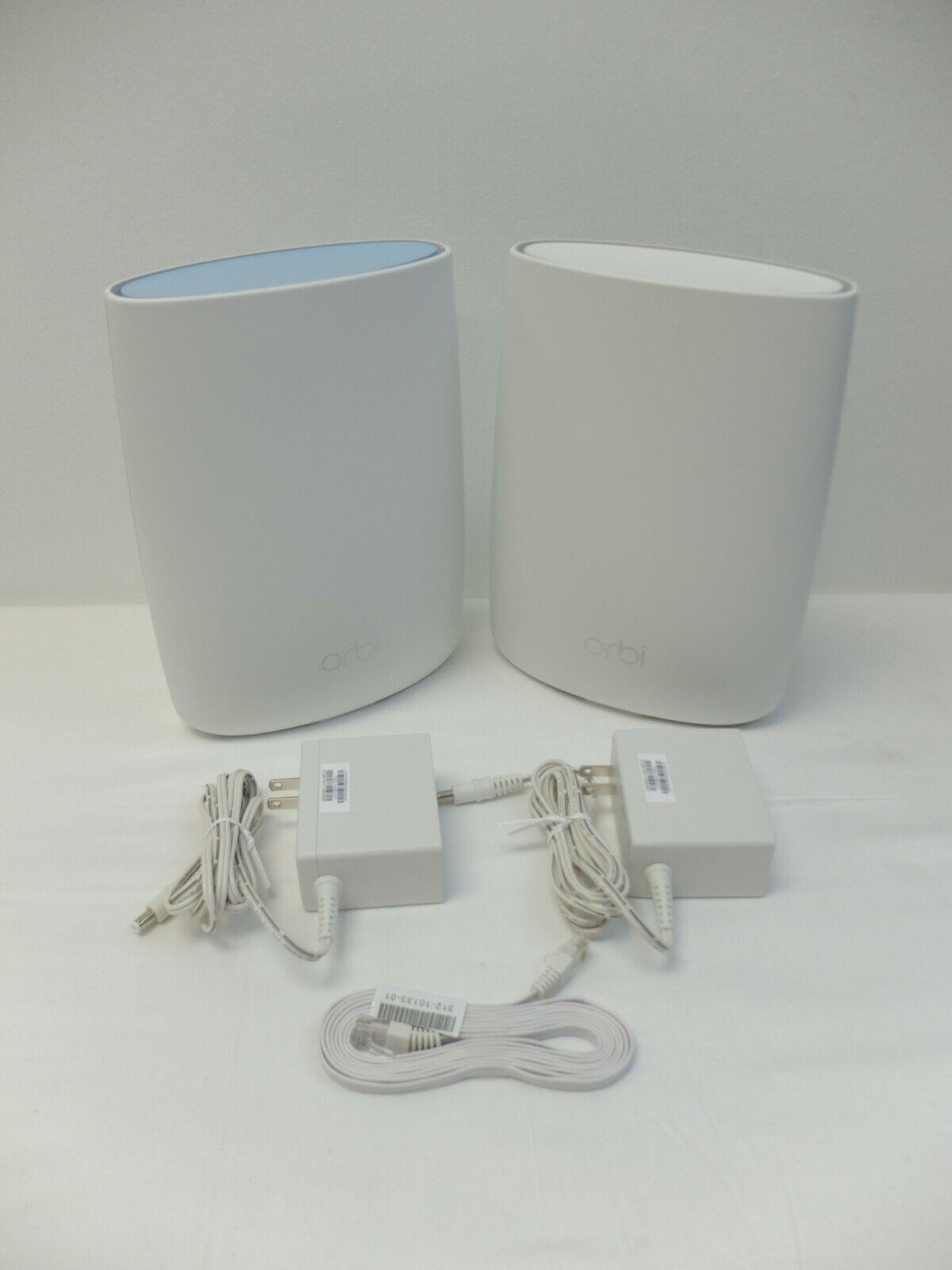 Netgear Orbi Satellite RBS50 And Router RBR50  - $104.39