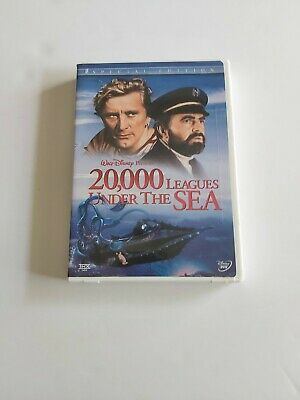 Walt Disney's 20,000 Leagues Under The Sea Special Edition
