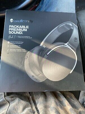 """Skullcandy Hesh 3 Wireless Perfection - Over-Ear Headphone - Blue """"NEW"""", used for sale  Shipping to India"""