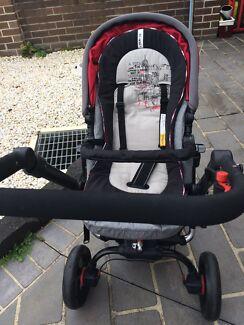 Jane Rider Stroller Pram Campsie Canterbury Area Preview