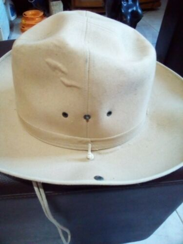 Chapeau crambes , vintage taille s