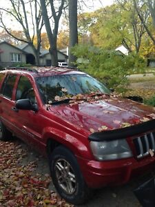 *** AS-IS 2004 Jeep Grand Cherokee Limited***