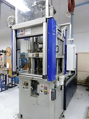 Battenfeld 60 Ton Vertical Injection Molding Machine Model V600125