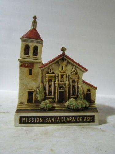 Grenadier California Mission Santa Clara De Asis Decanter
