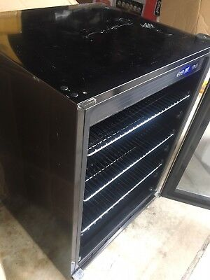 Magic Chef Hmbc58st Beverage 5.1 Cu. Ft 154 12 Oz. 23.4 Can Coolerstainless
