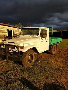 1984 Toyota LandCruiser Other Coolongolook Great Lakes Area Preview