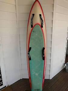 Fiberglass nipper board Sunrise Beach Noosa Area Preview