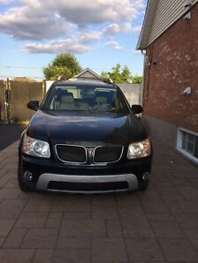 Pontiac Torrent 2008. Very low mileage- Bas kilométrage