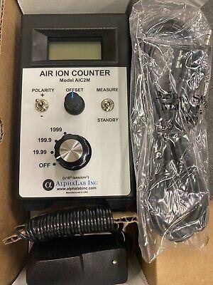 Air Ion Counter - 2 Million Max