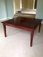 Dining table Hawthorn Boroondara Area Preview