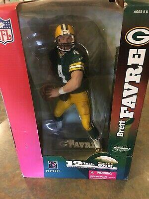 BRAND NEW Green Bay Packers Brett Favre 12